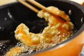 いろいろ野菜の天ぷらの作り方8