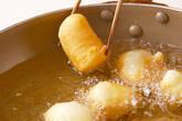 長芋のチリソース炒めの作り方1