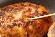 ポテト入りハンバーグの作り方4