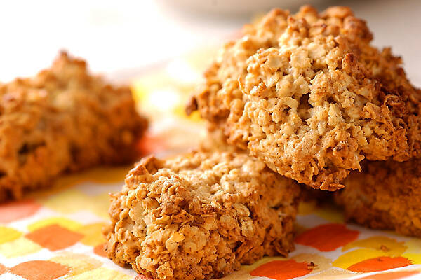 ダイエット中に!オートミールクッキーの基本&人気レシピ10選