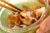 ゆで豚バラのレタス包みの作り方1