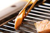 焼き塩鮭の作り方2