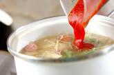 カリフラワーのトマトスープの作り方7