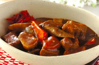 豚肉和風カレー