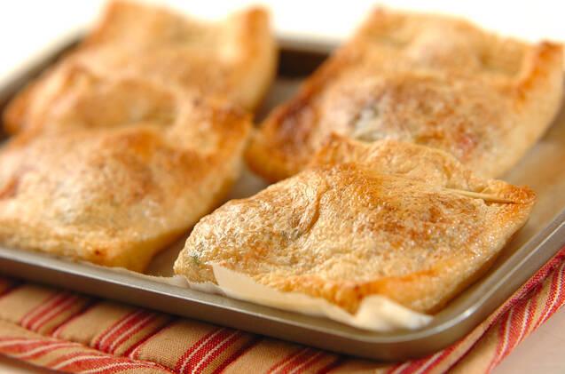 長芋の俵焼きの作り方の手順4
