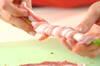 アスパラの肉巻ミラノ風の作り方の手順2