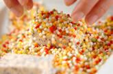 豆腐のあられ揚げの作り方4