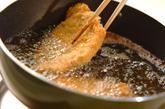 カレーソースがけトンカツの作り方2