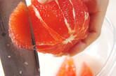 大根フルーツ和えの作り方2