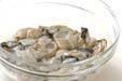 カキのハーブパン粉焼の作り方の手順1