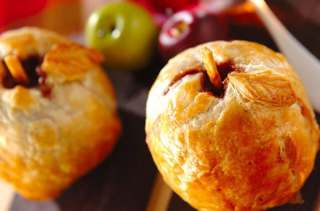 まるごと贅沢アップルパイ