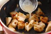 レンコンの中華炒めの作り方4