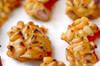 金目鯛の松の実焼き