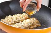 豚キムチ餃子の作り方9