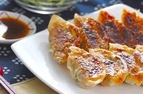 豚キムチ餃子