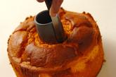 トマトのシフォンケーキの作り方9