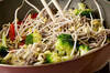 牛肉のマヨ炒めの作り方の手順3