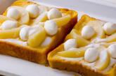 桃のフレンチトーストの作り方3