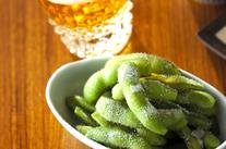 おいしいゆで枝豆