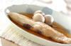 カラスガレイのサッパリ煮