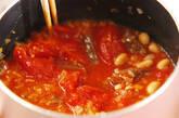 トリッパ風冷凍コンニャクのトマト煮込みの作り方4