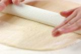 手作り生地のピザの作り方3