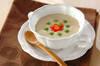 里芋のポタージュの作り方の手順