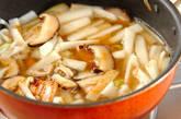 冬瓜と豚肉の炒め煮の作り方7
