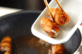 豚肉チーズのキムチスープの作り方3
