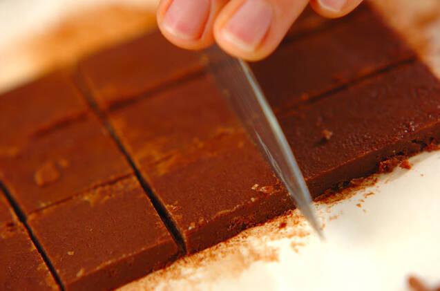 サクサクチョコの作り方の手順5