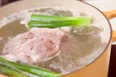 ゆで豚・からしじょうゆの作り方2