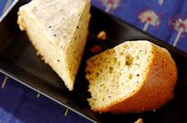きな粉蒸しパン