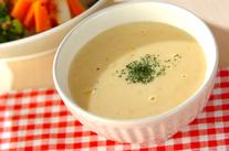 お手軽コーンスープ