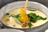 アサリの茶碗蒸しの作り方7