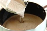 冷凍キノコのポタージュスープの作り方3