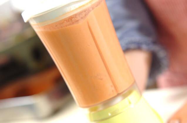 スイカココナッツシャーベットの作り方の手順1