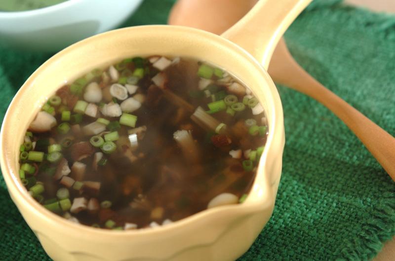 5. キノコのスープ
