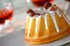 ニンジンケーキの作り方の手順