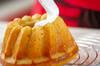 ニンジンケーキの作り方の手順10