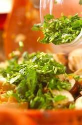松茸ご飯の作り方5