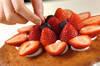 イチゴのパン・ド・ジェーヌの作り方の手順8