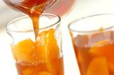 オレンジティーゼリーの作り方2