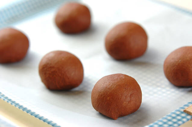 ダブルチョコアーモンドベーグルの作り方の手順8
