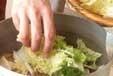 がんもどきと白菜のサッと煮の作り方2