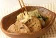 がんもどきと白菜のサッと煮の作り方3