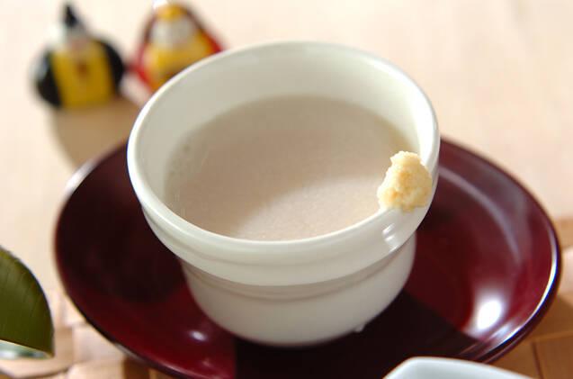 10分煮るだけ♪「酒粕甘酒」の作り方。米麹甘酒との違いも必見!の画像