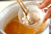 トロトロ卵スープの作り方1