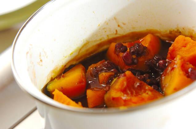 カボチャのいとこ煮の作り方の手順3