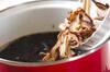 カボチャのおかず煮の作り方の手順4