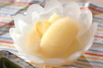 梨のシロップ煮